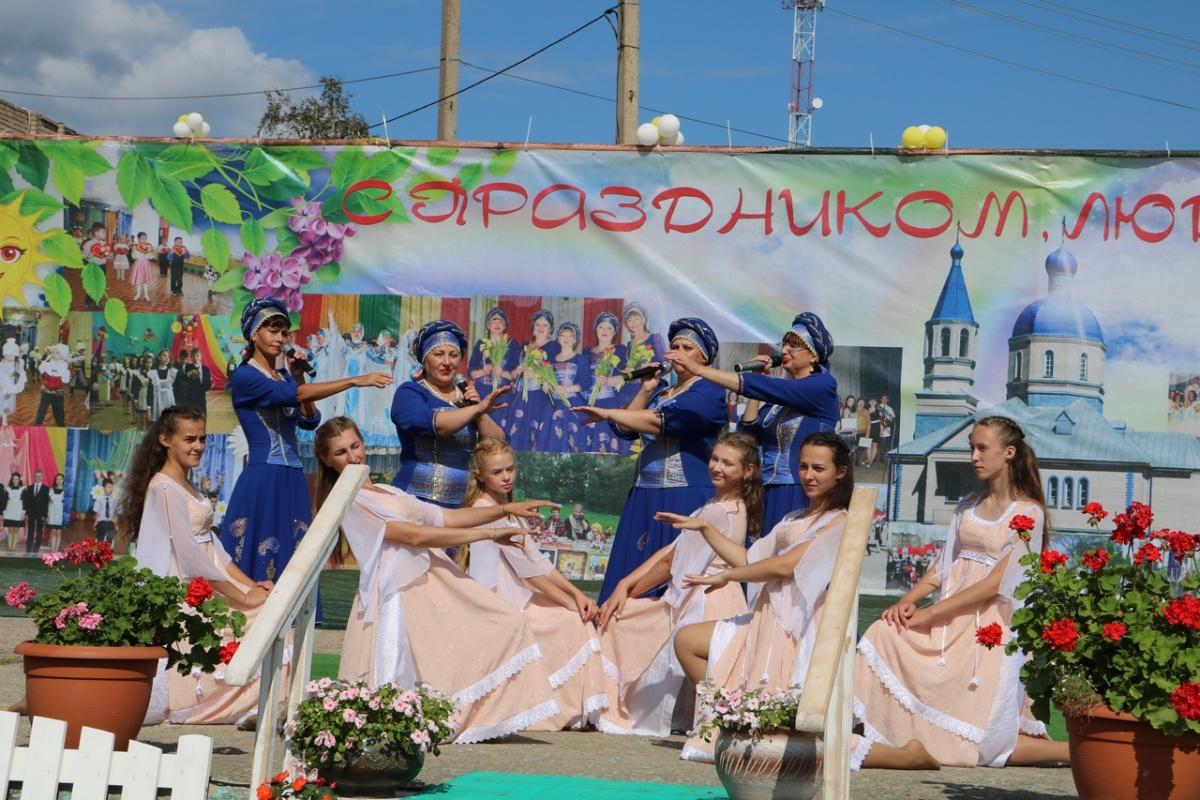 День деревни Лесная